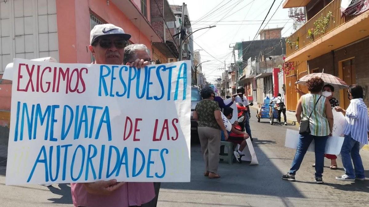 Intensifican protestas contra Toño Gaspar en Chilpancingo por falta de agua 1