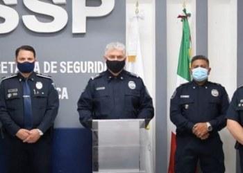 SSP de Quintana Roo toma el control absoluto de la Policía de Tulum 11