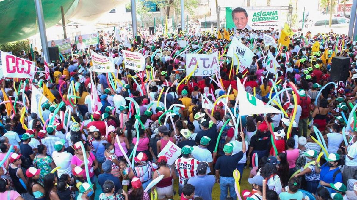 Mario Moreno convoca al voto que dará desarrollo y futuro a Guerrero: la alianza PRI-PRD 1