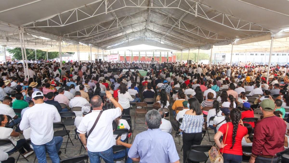 Mario Moreno recibe respaldo de sectores magisterial y de salud; el cambio en Guerrero ya comenzó 1