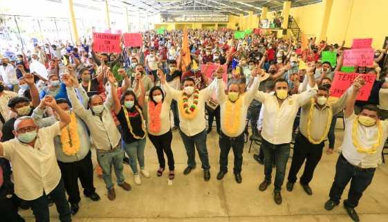 Mario Moreno suma más aliados de Morena y Movimiento Ciudadano 1