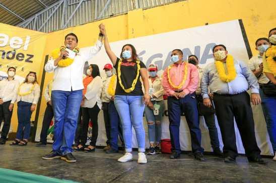 Mario Moreno suma más aliados de Morena y Movimiento Ciudadano 2