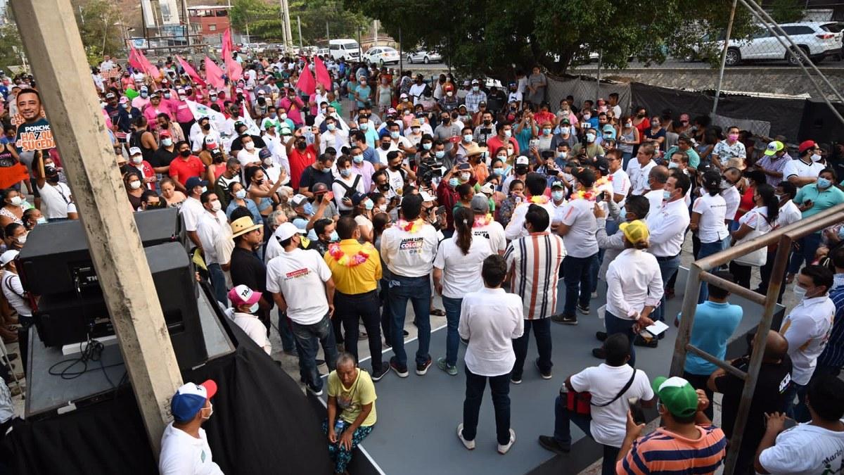 Cuadros de MC y Morena se suman a la alianza PRI-PRD de Mario Moreno y Ricardo Taja 1