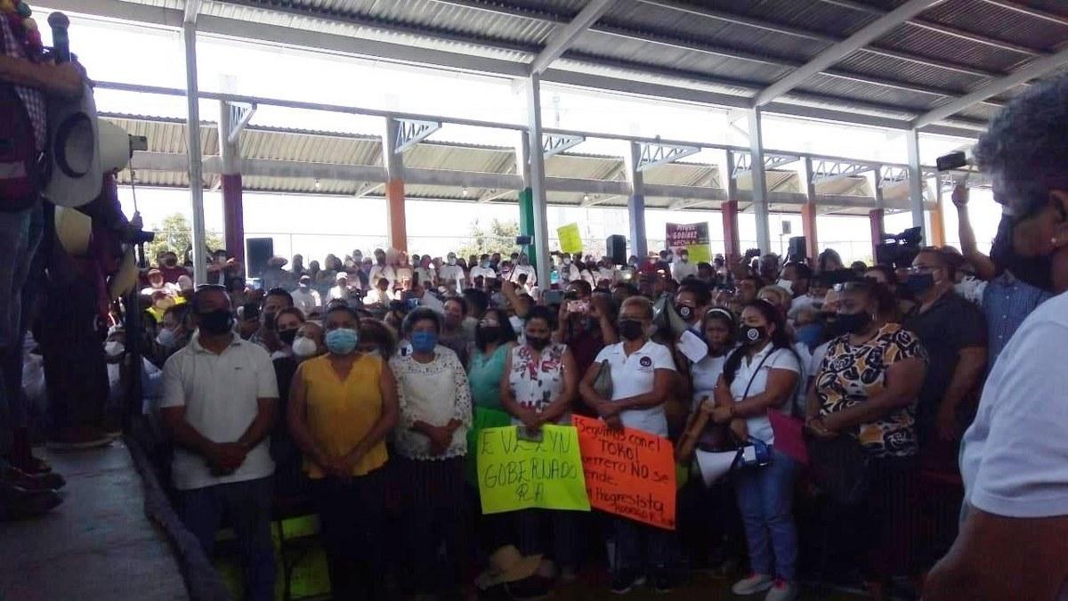 Félix Salgado sigue en campaña con prestanombre; confirma gasto de un millón de pesos 1