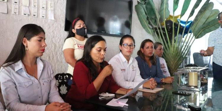 Candidatas de Morena acusan a Taja de misógino y defienden a Félix Salgado acusado de violación sexual 1