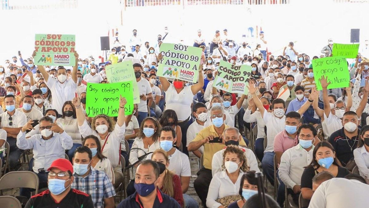 Mario Moreno recibe respaldo de sectores magisterial y de salud; el cambio en Guerrero ya comenzó 5