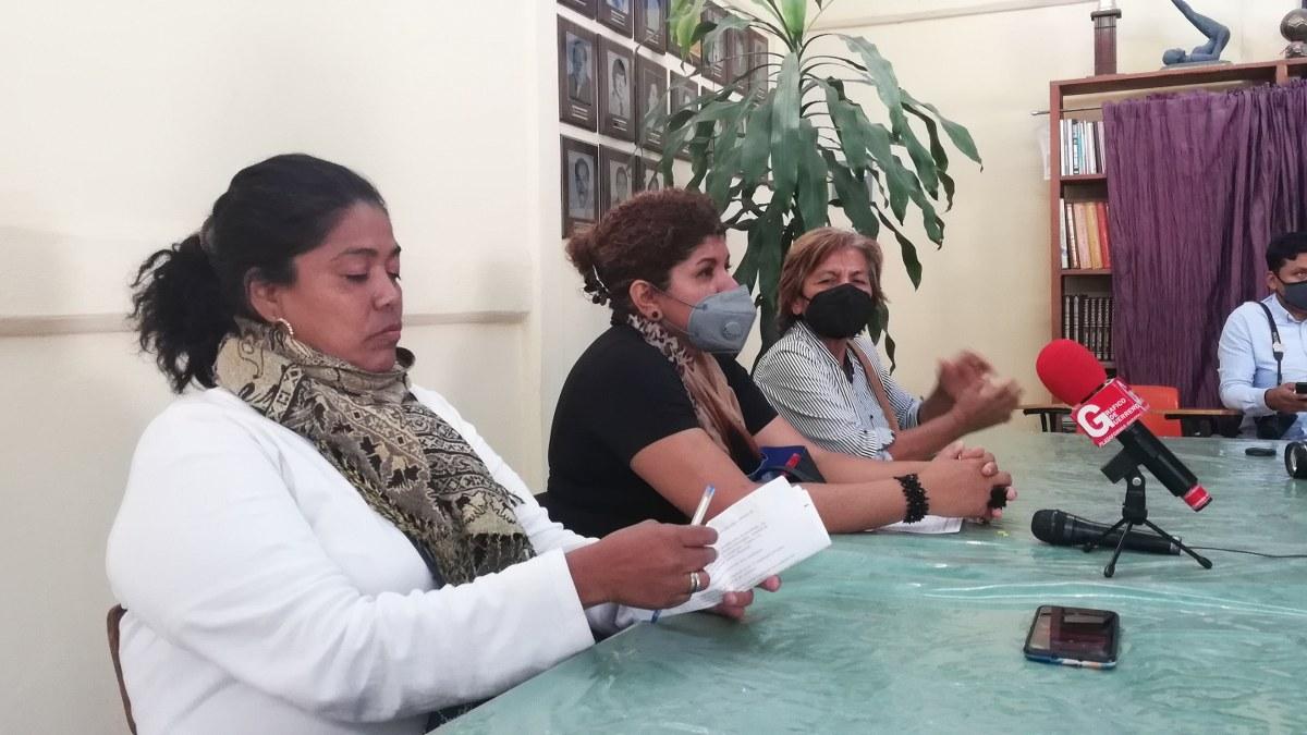 Violento militante de Morena amenaza con descuartizar a compañeras de su partido en Chilpancingo 1