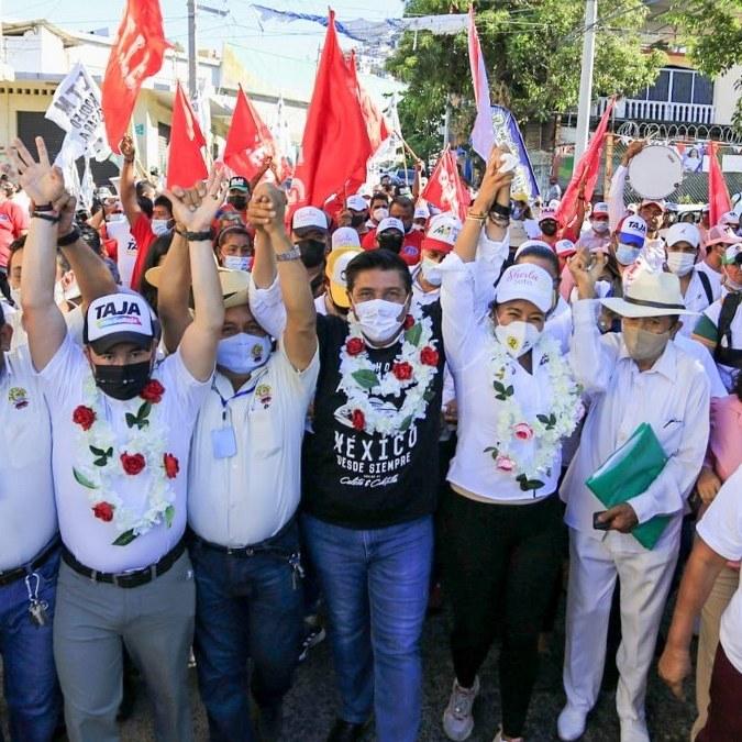 Trabajaremos con AMLO para que ya no haya negocios cerrados en Acapulco: Ricardo Taja 3