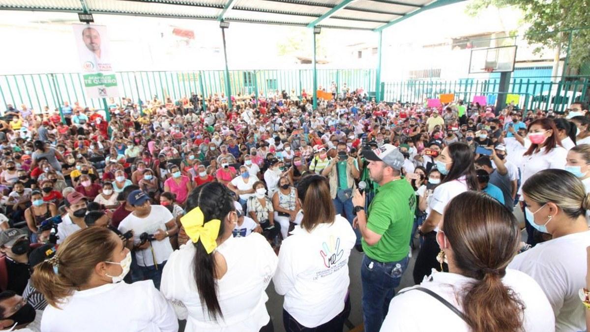 Ricardo Taja garantiza 10 beneficios a madres solteras y trabajadoras de Acapulco con la TarjeTaja 1
