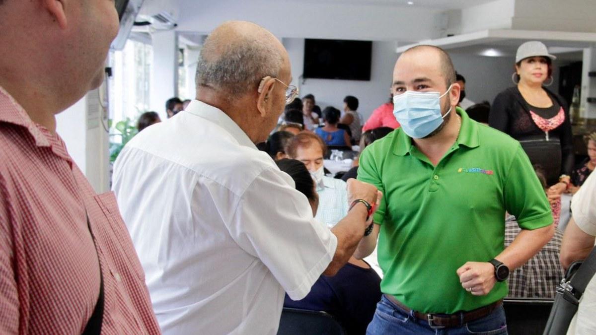 Corruptos de Morena hundieron al presidente Andrés Manuel, afirma Ricardo Taja 1