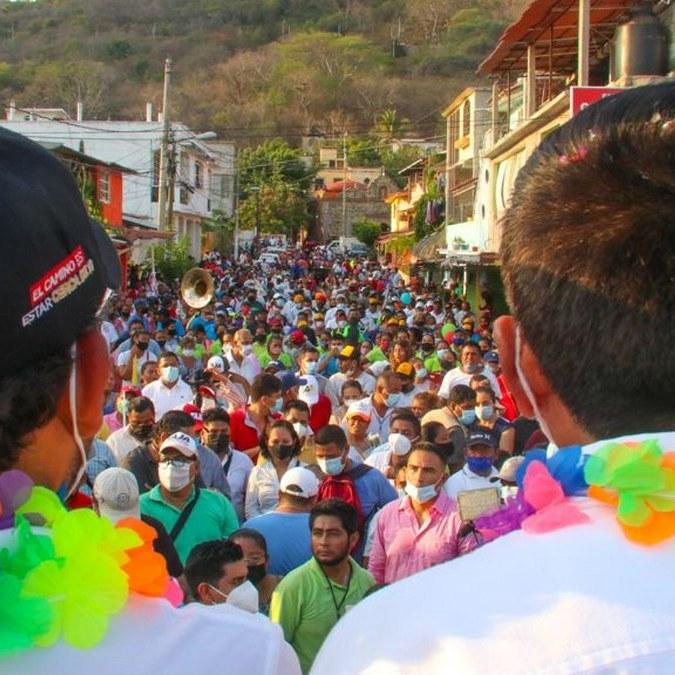 Gobierno soberbio de Morena, afectó a la población en Acapulco, critica Ricardo Taja 2
