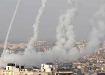 atacan con cohetes a Jerusalén