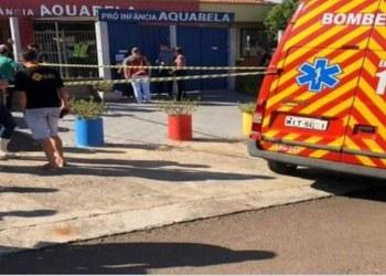 Hombre con cuchillo ataca a niños en guardería de Brasil 7
