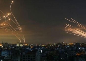 Milicias palestinas en Gaza lanzaron 2 mil 300 cohetes contra Israel 2