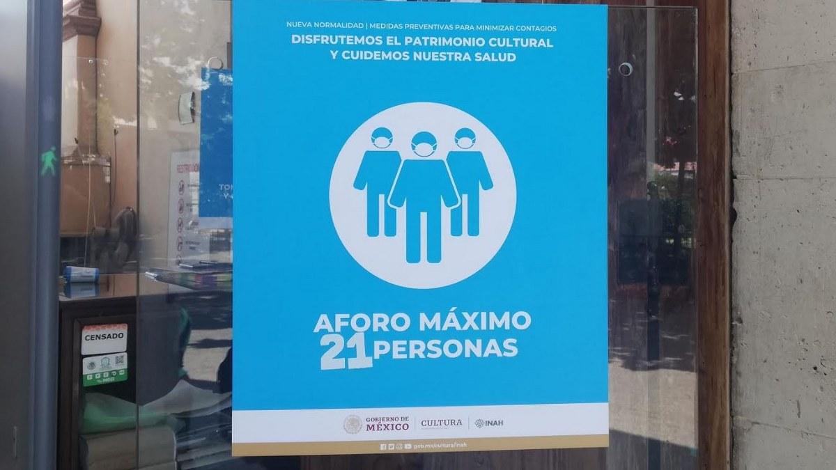Reabren el Museo Regional de Guerrero tras un año cerrado por el Covid 1
