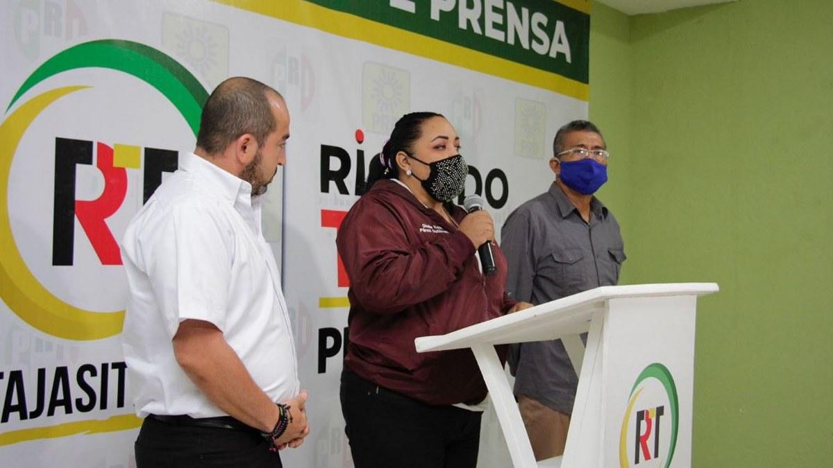 """""""Por el bienestar de Acapulco"""": Fundadores de Morena levantan la mano a Ricardo Taja 1"""