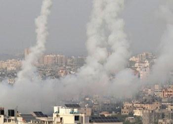 Israel lanza nuevos ataques aéreos contra la Franja de Gaza 7
