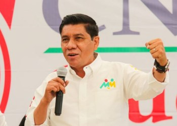 Mario Moreno denuncia intromisión desde palacio nacional en elección de Guerrero 1
