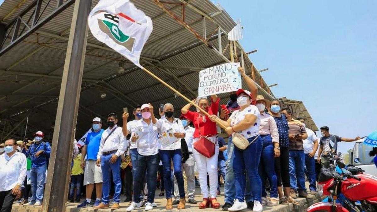 Mario Moreno garantiza regresar apoyos retirados por el gobierno federal a campesinos 1
