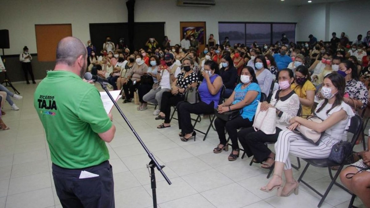 Ricardo Taja creará la Secretaría de las Mujeres en Acapulco 1