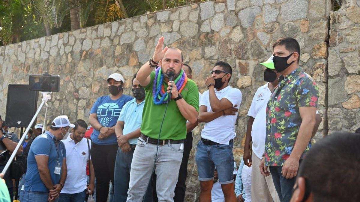 Morena en Acapulco, un gobierno improvisado: Ricardo Taja 1