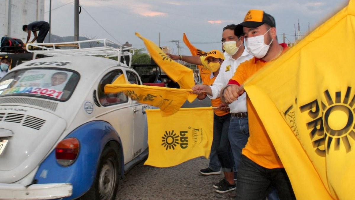 Ricardo Taja defenderá a los trabajadores del volante en Acapulco 1