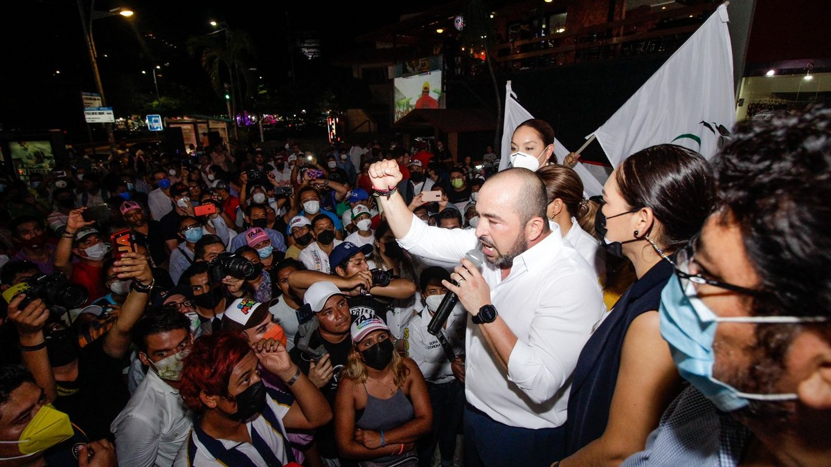Triunfo del debate es de los ciudadanos, dice Ricardo Taja, y llama a votar por un Acapulco chingón 2