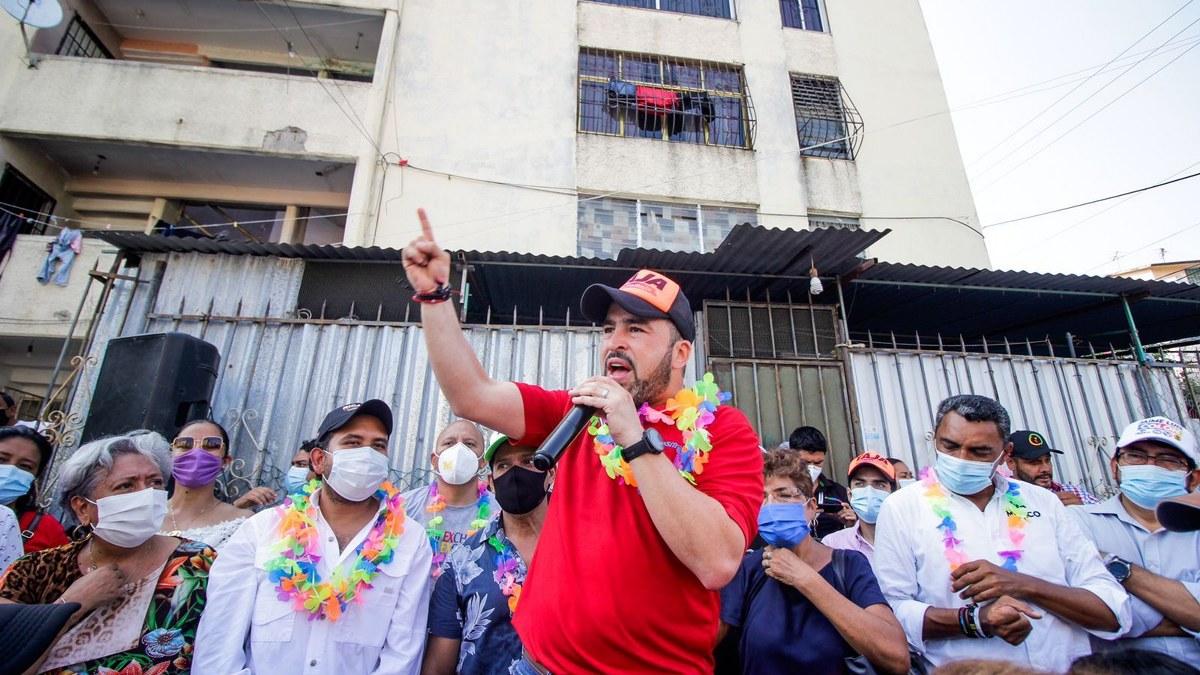 Acapulqueños retacarán las urnas por Ricardo Taja; aventaja en todos los 7 distritos 6