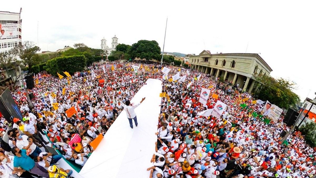 Cierre aplastante; Mario Moreno demuestra por qué será gobernador; reúne a 30 mil en Chilpancingo 3
