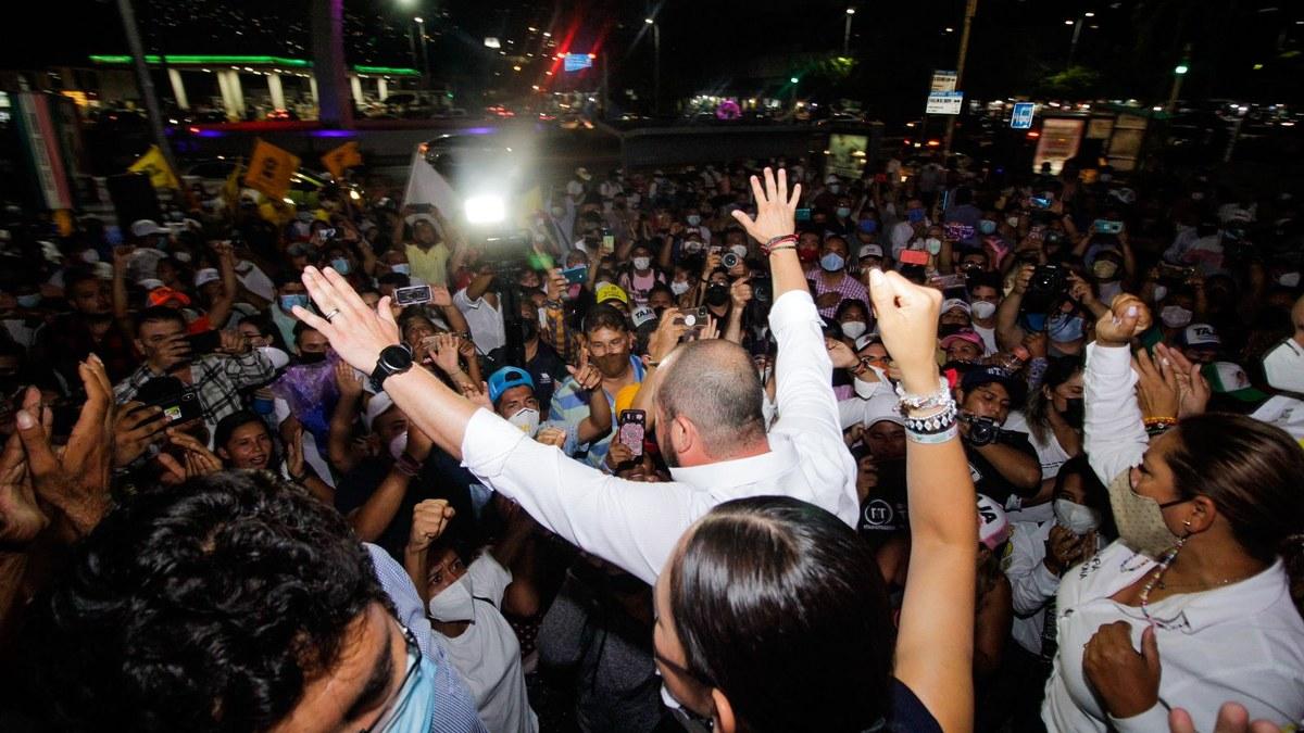 Triunfo del debate es de los ciudadanos, dice Ricardo Taja, y llama a votar por un Acapulco chingón 1