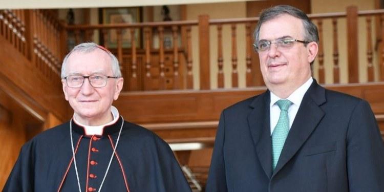 Vaticano confía en que México supere la cultura de la división y la violencia: Pietro Parolin 1