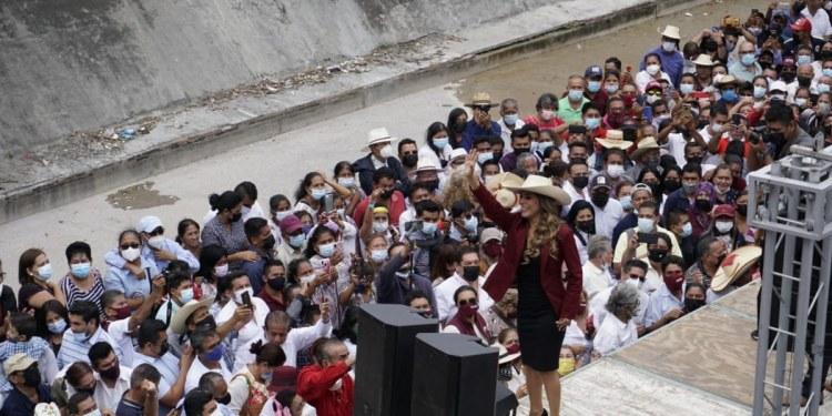 Evelyn Salgado llama a la conciliación y unidad entre todas y todos los guerrerenses 1