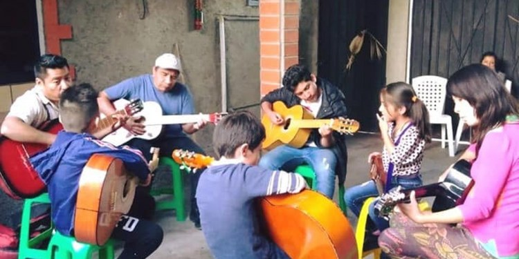 Jóvenes Orquestas, proyecto comunitario que ha atendido a más de 2 mil jóvenes y niños 1