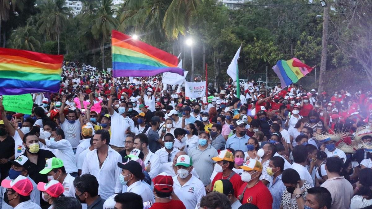El 6 de junio hay una cita con la historia de Guerrero; Mario Moreno llama a los jóvenes a votar 4