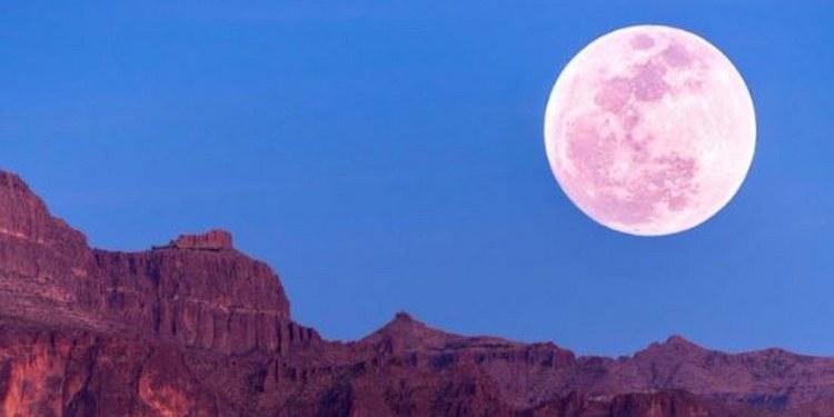 """Cuándo ver la """"Luna de Fresa"""" en México este 2021 1"""