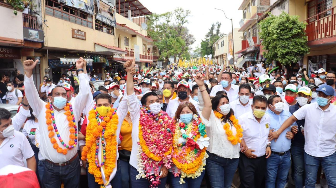 Cierre aplastante; Mario Moreno demuestra por qué será gobernador; reúne a 30 mil en Chilpancingo 1