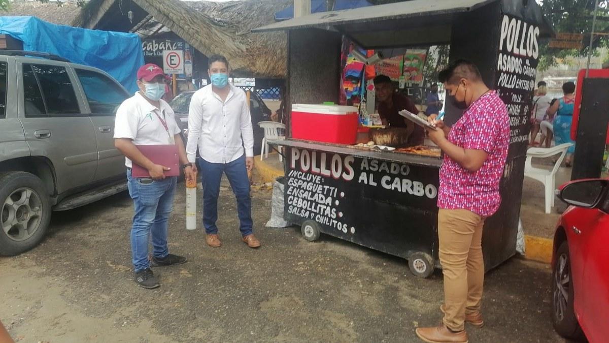 Multan 12 negocios de Caleta y Caletilla, en Acapulco, por contaminar con grasas 2