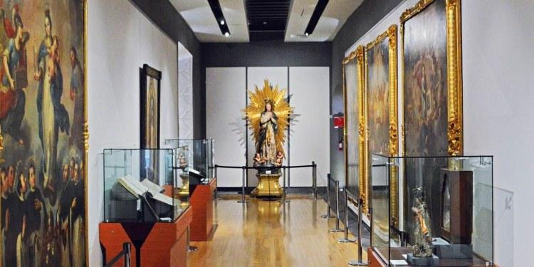 """Saquean museos de Puebla; están """"desaparecidas"""" más de 5 mil piezas valiosas 1"""
