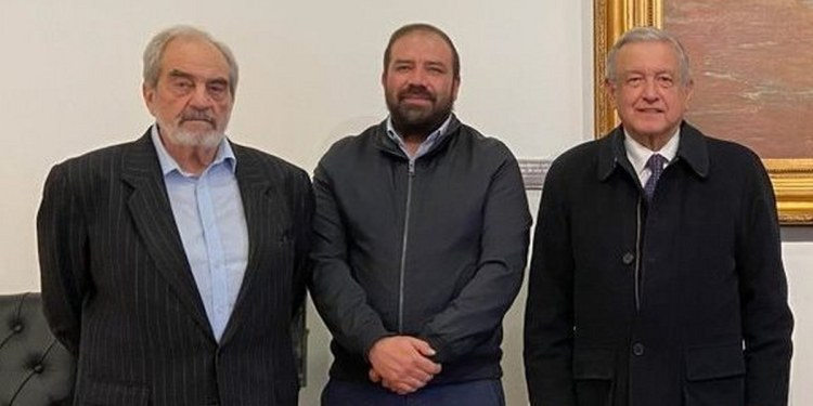 AMLO y funcionarios de su gabinete lamentan el fallecimiento de Raymundo Artís Espriú 1