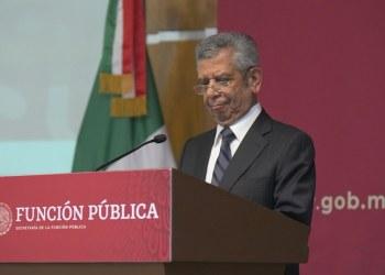 Roberto Salcedo ya es titular de la Función Pública, Senado lo ratifica con 97 votos 6
