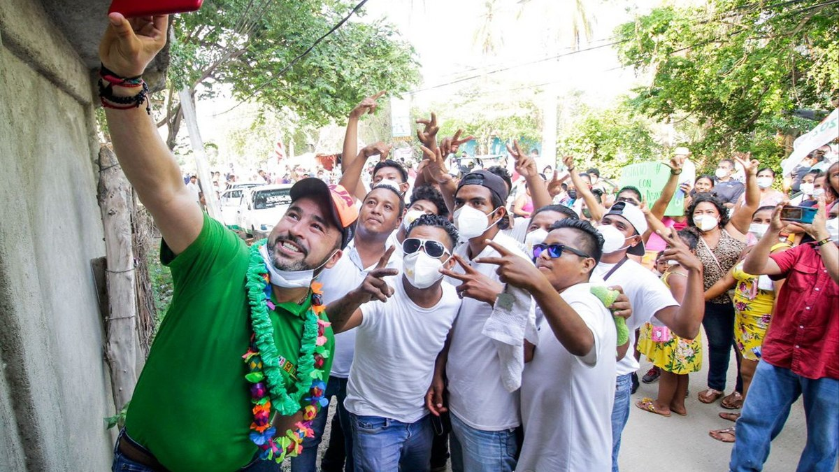 Acapulqueños retacarán las urnas por Ricardo Taja; aventaja en todos los 7 distritos 2