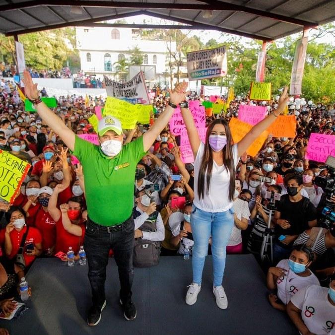 Ricardo Taja cierra campaña con llamado a votar por el cambio en Acapulco el 6 de junio 3