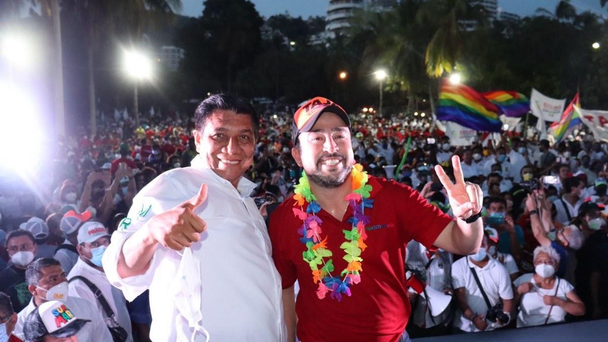 El 6 de junio hay una cita con la historia de Guerrero; Mario Moreno llama a los jóvenes a votar 2