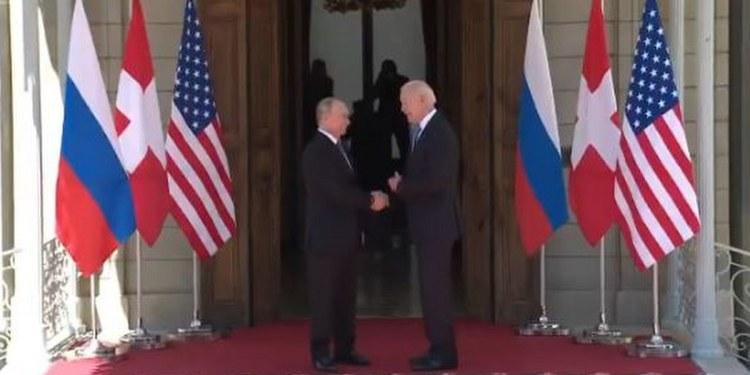 Inicia cumbre entre los presidentes Biden y Putin en Ginebra 1