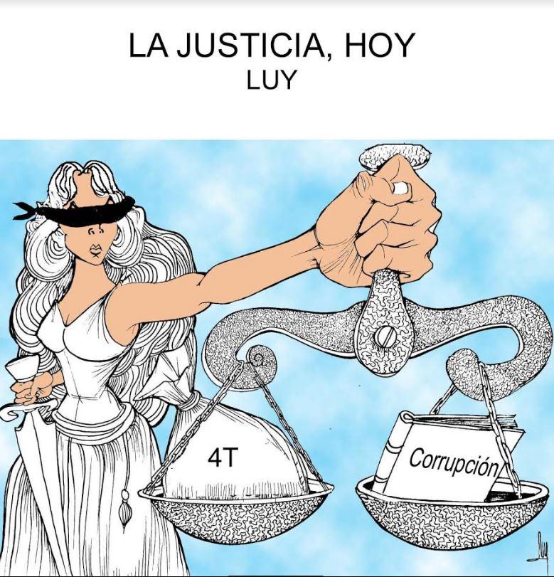 La justicia, hoy | Luy 6