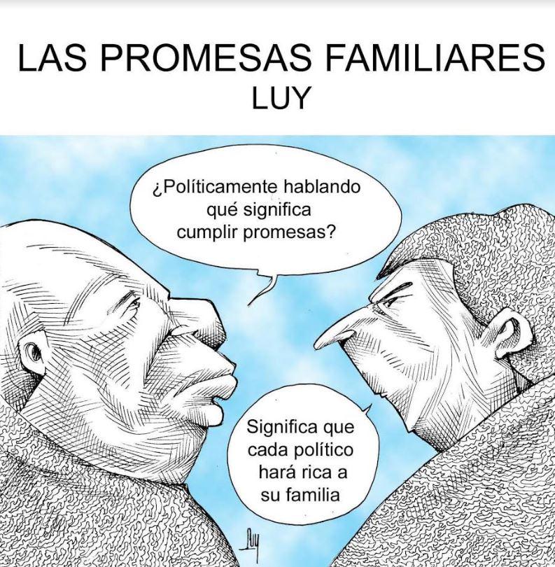 Las promesas familiares   Luy 6