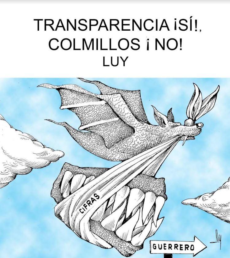 Transparencia ¡sí!, colmillos ¡no! | Luy 2