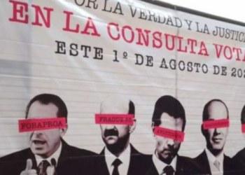 CNDH respalda la consulta del 1 de agosto sobre expresidentes 7