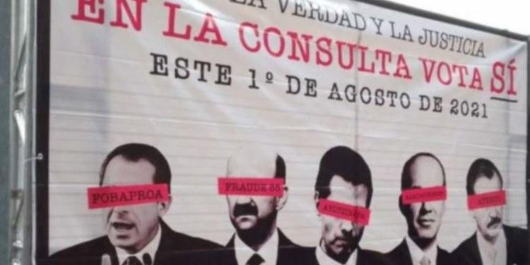 CNDH respalda la consulta del 1 de agosto sobre expresidentes 1