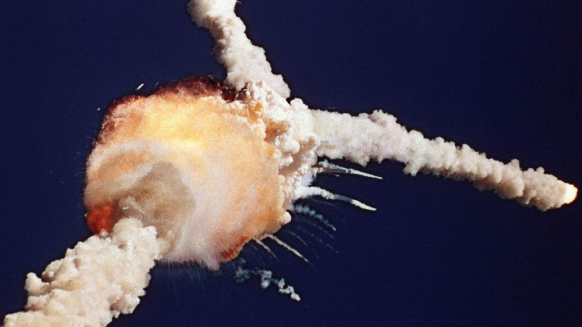 Transbordador Challenger: tripulación no murió en exploción sino al caer al océano 2